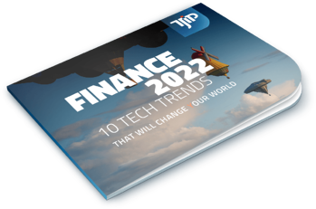 Finance tech trends 2020 - TJIP