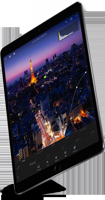 TJIP Carriere win an iPad