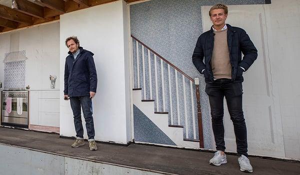 Wessel Heikens, Kees Haverkamp, AM, TJIP, Innovation Lab